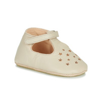 Shoes Children Slippers Easy Peasy LILLOP Beige