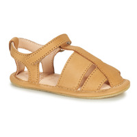 Shoes Children Slippers Easy Peasy NOBLU Brown