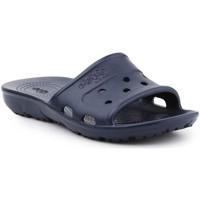 Shoes Mules Crocs Jibbitz Presley Slide 202967-410 navy