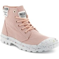 Shoes Women Mid boots Palladium Pampa HI Pink