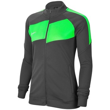 Clothing Women Track tops Nike Womens Dry Academy Pro Graphite,Green