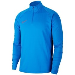 Clothing Men Track tops Nike Dry Academy Dril Top Blue