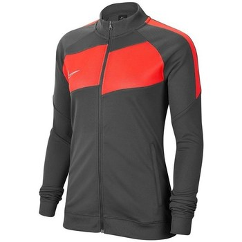 Clothing Women Track tops Nike Womens Dry Academy Pro Graphite,Red