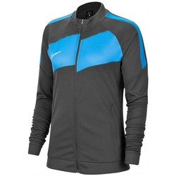 Clothing Women Track tops Nike Womens Dry Academy Pro Graphite,Blue