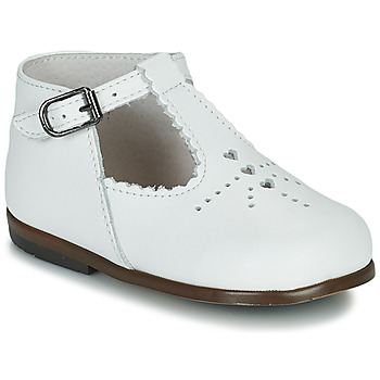 Shoes Girl Flat shoes Little Mary FLORIANE White