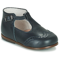 Shoes Girl Flat shoes Little Mary FRANCOIS Blue