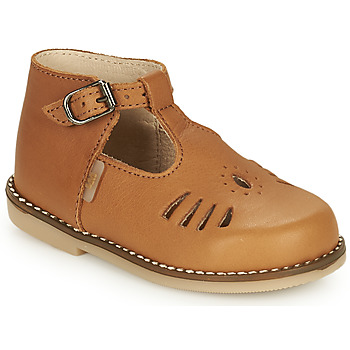 Shoes Girl Hi top trainers Little Mary SURPRISE Brown