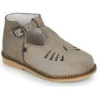 Shoes Girl Hi top trainers Little Mary SURPRISE Grey