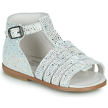 Shoes Girl Sandals Little Mary HOSMOSE Grey