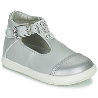 Shoes Girl Flat shoes Little Mary VALSEUSE Silver