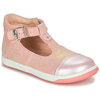 Shoes Girl Flat shoes Little Mary VALSEUSE Pink