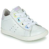 Shoes Girl Hi top trainers Little Mary DOROTHE White