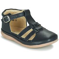 Shoes Children Flat shoes Little Mary LAIBA Blue