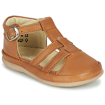 Shoes Children Flat shoes Little Mary LAIBA Brown