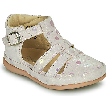 Shoes Children Flat shoes Little Mary LAIBA Pink