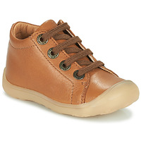 Shoes Children Hi top trainers Little Mary GOOD Brown