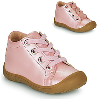 Shoes Children Hi top trainers Little Mary GOOD Pink
