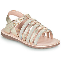 Shoes Girl Sandals Little Mary BARBADE Gold