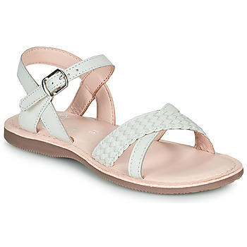 Shoes Girl Sandals Little Mary LIANE White