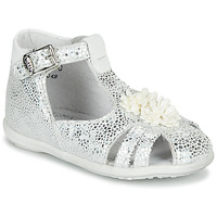 Shoes Girl Sandals Little Mary GLADYS Silver