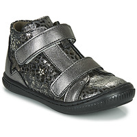 Shoes Girl Hi top trainers Little Mary JACKLYN Silver