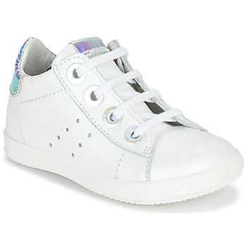 Shoes Girl Low top trainers Little Mary DOROTHE White