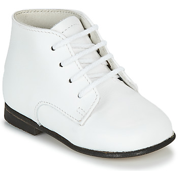 Shoes Children Mid boots Little Mary FL White