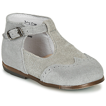 Shoes Boy Sandals Little Mary FRANCOIS Grey