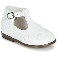 Shoes Children Sandals Little Mary FRANCOIS White