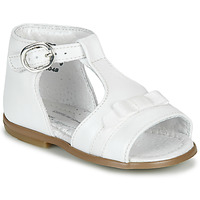 Shoes Girl Sandals Little Mary GAELLE White