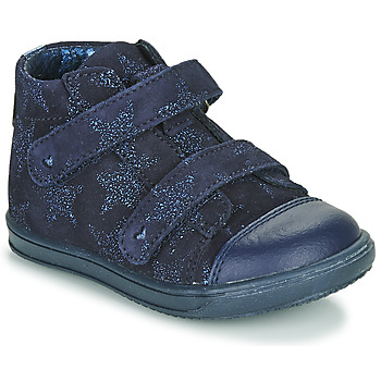 Shoes Girl Hi top trainers Little Mary ADELINE Marine