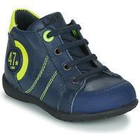 Shoes Boy Mid boots Little Mary FELIX Marine