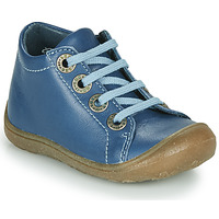 Shoes Children Hi top trainers Little Mary GOOD ! Blue
