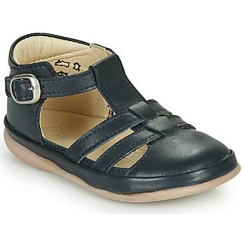Shoes Children Sandals Little Mary LAIBA Blue