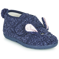 Shoes Children Slippers Little Mary LAPINVELCRO Blue