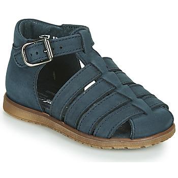 Shoes Children Sandals Little Mary LIXY Blue