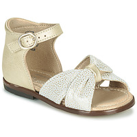 Shoes Girl Sandals Little Mary DIANA Gold