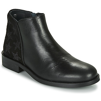 Shoes Girl Mid boots Little Mary CAMERON Black
