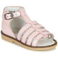 Shoes Girl Sandals Little Mary HOLIDAY Pink