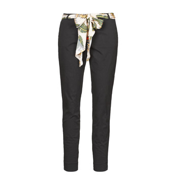 Clothing Women 5-pocket trousers Betty London  Black