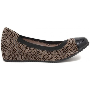 Shoes Women Flat shoes Le Babe BALLERINA PUNTINI  SAFARI    112,9