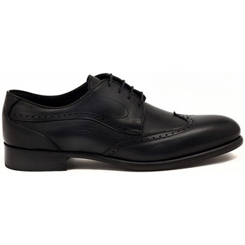 Shoes Men Derby Shoes Florance INGLESE NERO  RISO     92,3