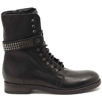 Shoes Women Mid boots Juice Shoes TRONCHETTO STRIKE NERO    139,1