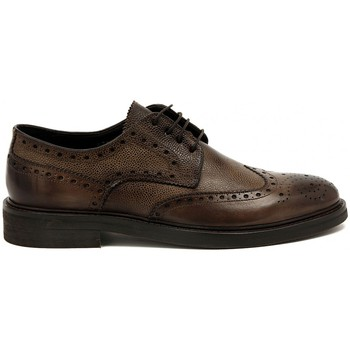 Shoes Men Derby Shoes Kammi BRECOS ALLACCIATA DELAVE TAUPE Multicolore