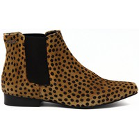 Shoes Women Mid boots Pepe jeans TRONCHETTO CAVALLINO  MACULATO     99,2