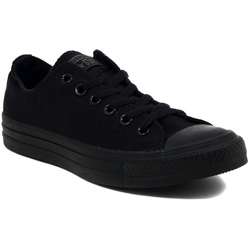 Shoes Low top trainers Converse ALL STAR   OX BLACK MONOCROME     84,4