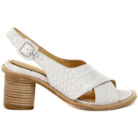 Shoes Women Sandals Palomitas EQUITARE COCO BIANCO Multicolore
