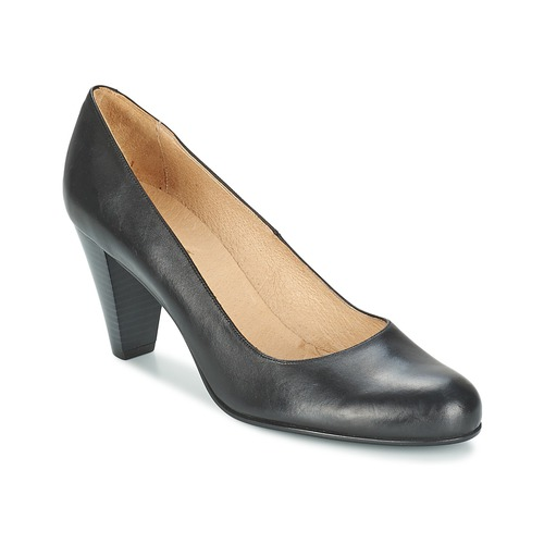 Shoes Women Heels So Size OTTON Black