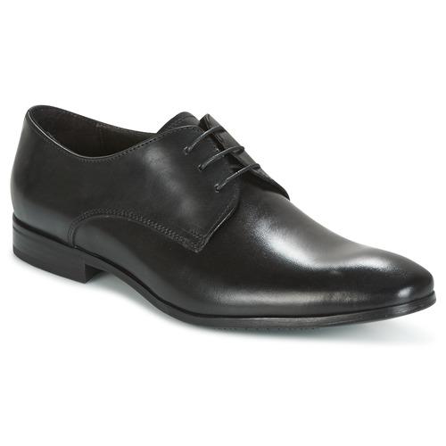 Shoes Men Derby Shoes Carlington MOMENTA Black