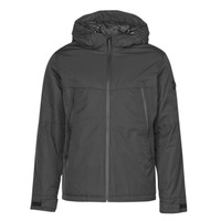 Clothing Men Jackets Jack & Jones JCOBEATLE Black